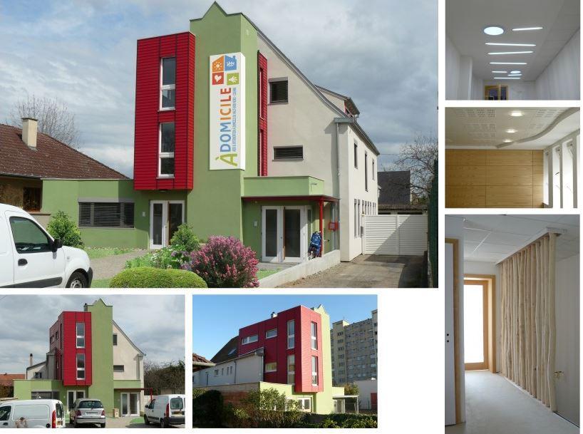 Construction écologique près de Colmar (68) | Thomas Jean-Luc